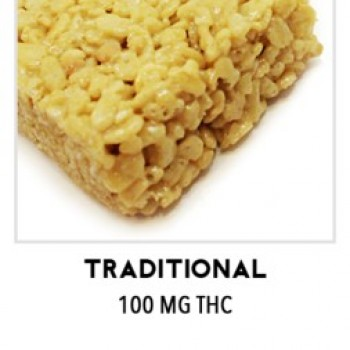 Traditional Rice Krispies - Treat - TKO Edibles