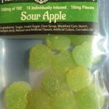 Kanha Candies - Sour Apple 250mg
