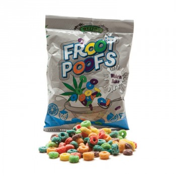 Froot Poofs, 150mg - Snack - Weetos Edibles