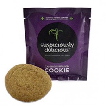 Hash Cookies - Snickerdoodle - Baked Good - Suspiciously Delicious