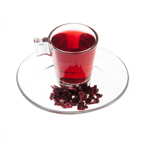 Green Cranberry Hibiscus Tea