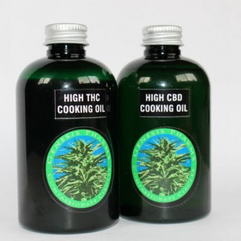 High THC Cooking Oil - Cooking Oil - Genesis Pharms