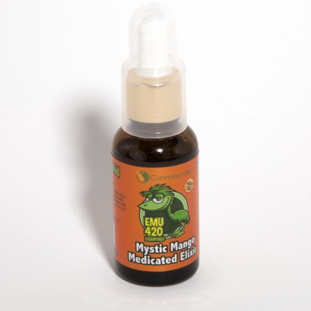 Mystic Mango Medicated Elixir - Tincture - Cannariginals