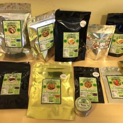 CBD Enriched Wellness Dog Biscuits - 1 Week