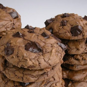 Chocolate Fudge Cookie - Baked Good - The Nutty Baker