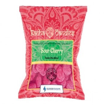 Kanha Candies - 250mg Sour Cherry - Candy - Sunderstorm