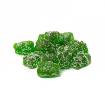 Green Apple Bears 100mg - Candy - Zilla's Performance Edibles