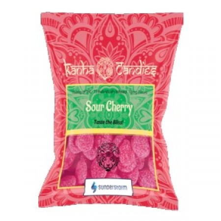Kanha Candies - 250mg Sour Cherry