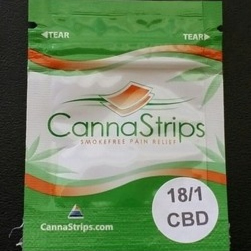 CannaStrip (CBD) Logo