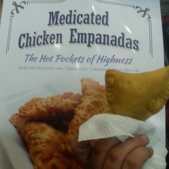 Chicken Empanadas - Snack - Goodies by MaGooch