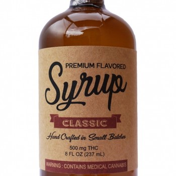 Premium Flavored Syrup - Classic 8oz - Beverage - Urban Concepts