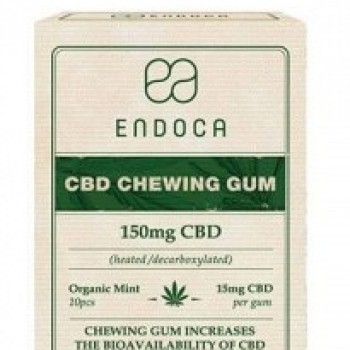 CBD Chewing Gum - Gum - Endoca