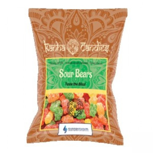 Kanha Candies - 250mg Sour Bears  Logo