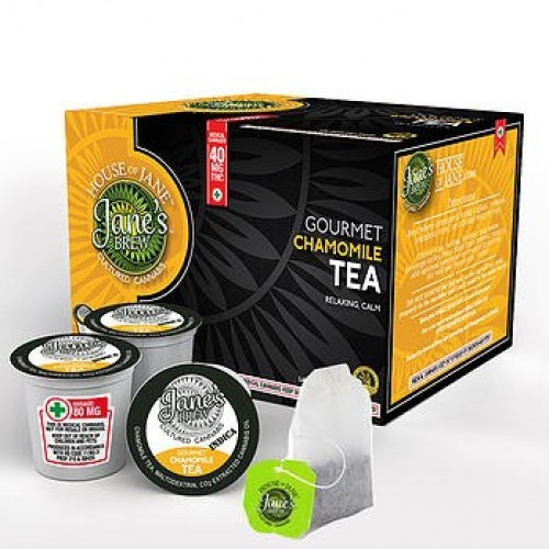 K-Cup - Gourmet Chamomile Tea - Indica