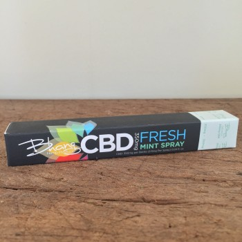 CBD Fresh Mint Spray 350mg