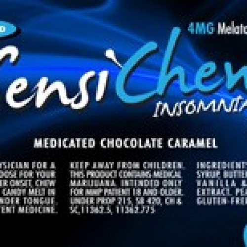 Sensi Chew Insomnia – With Melatonin