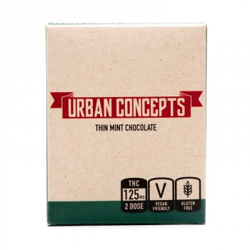 Thin Mint Chocolate - Chocolate - Urban Concepts