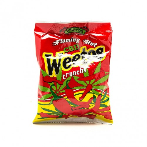Flaming Hot Weetos CBD, 100mg Logo
