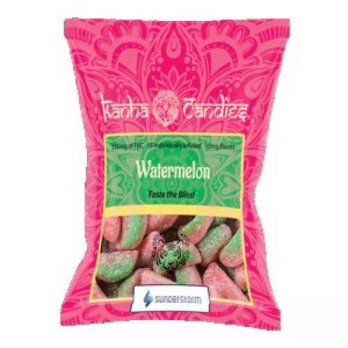 Kanha Candies - 250mg Watermelon Slices  Logo