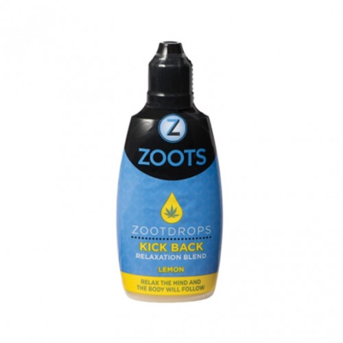 ZOOTDROPS Kick Back Lemon Logo