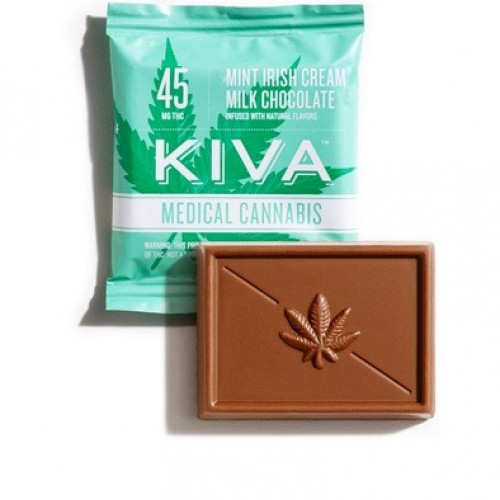 Mint Irish Cream Milk Chocolate (45mg)