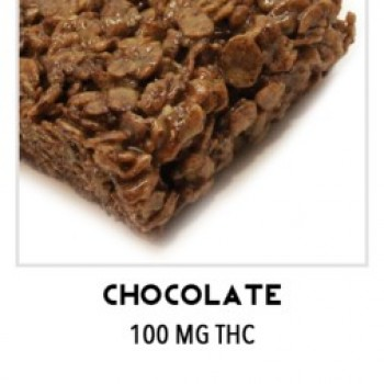 Chocolate Rice Krispies - Treat - TKO Edibles