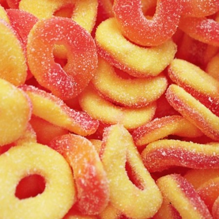Gummie Rings Sativa Candy Candy Care