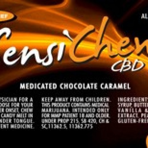 Sensi Chew CBD – Pain Relief