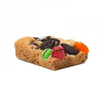Loaded Cookie Bar 100mg - Baked Good - Zilla's Performance Edibles