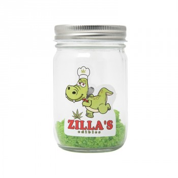 Joint Juice Green Apple 125mg - Beverage - Zilla's Performance Edibles
