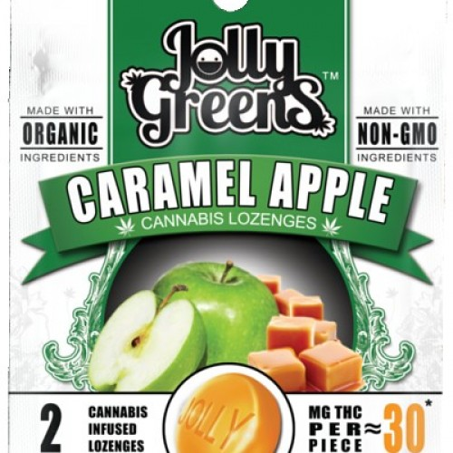 Caramel Apple Extra Strength Logo
