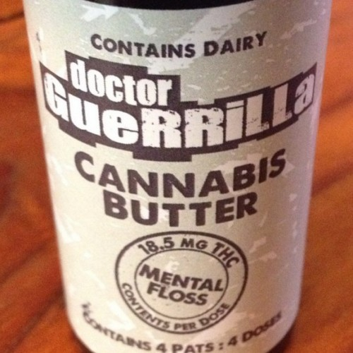Cannabis Butter (small) Logo