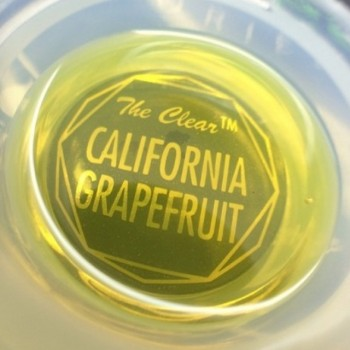 California Grapefruit Oil - The Clear Concentrate
