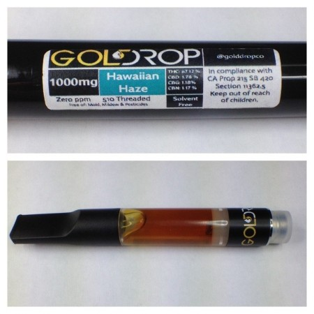 Hawaiian Haze Vaporizer Cartridge
