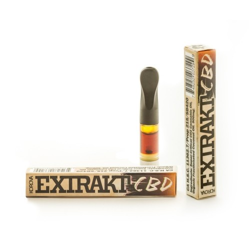 EXTRAKT - CBD Vaporizer Cartridge