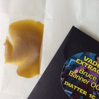 Bruce Banner Shatter - Vader Extracts