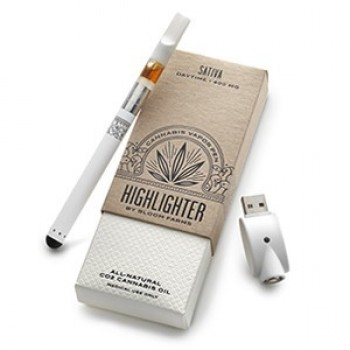 Sativa Daytime Highlighter - Complete Vaporizer Set - Bloom Farms