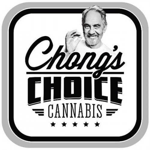 Chong's Choice 5 Pack - Sativa (My Friend Jack) Logo