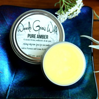 Pure Amber - Topical - Weeds Grow Wild