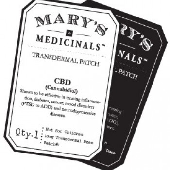 Transdermal Patch - CBD