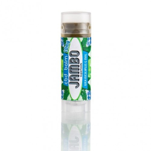 Lip Balm - 10mg Cannabidiol (CBD) Logo