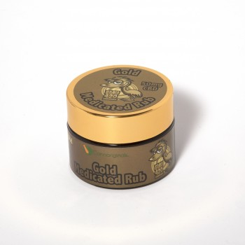 EMU 420 Gold Medicated Rub