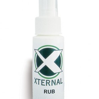 Xternal Spray / Rub - 2 oz