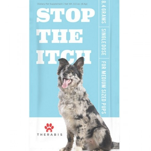 Stop The Itch - Medium Dogs (5 Pack) Logo