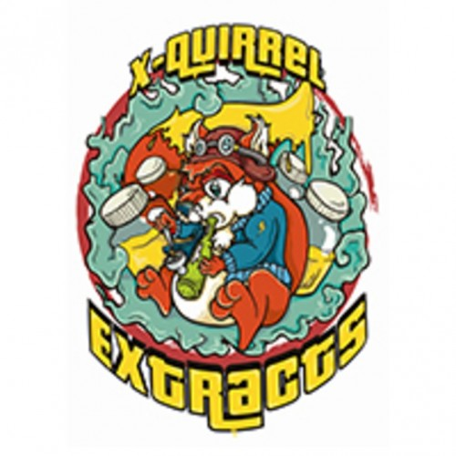 Xquirrel Extracts Logo