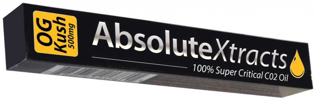 Absolute Xtracts Produces Cartridges Loaded with a Variety of Strains