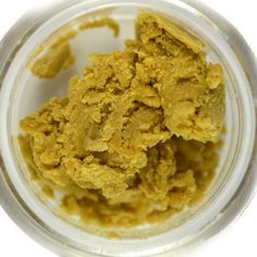 Budder Typically has a Yellow Hue