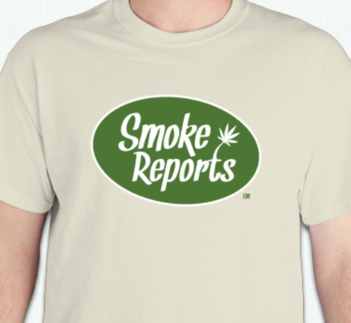 First Edition of the Smoke Reports Tee