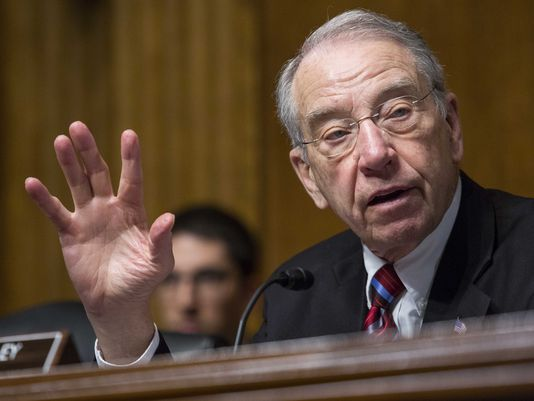 Sen. Chuck Grassley (R-IA)