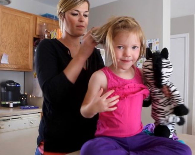 USAToday.com: Family in Pot Ad is Real; So is Daughter's Treatment